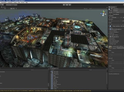 Spieleentwicklung mit Unity3D ist als Einstieg eine gute Idee